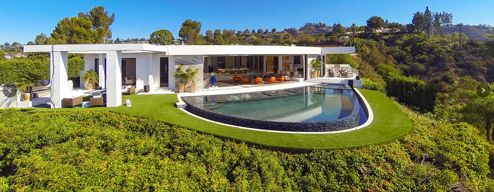 minecraft creator beverly hills mansion 2